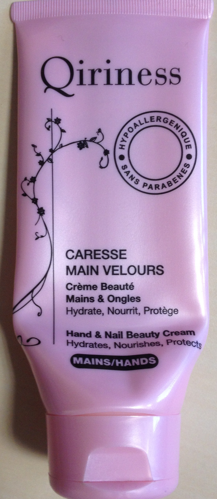 Caresse main velours - Produit - fr
