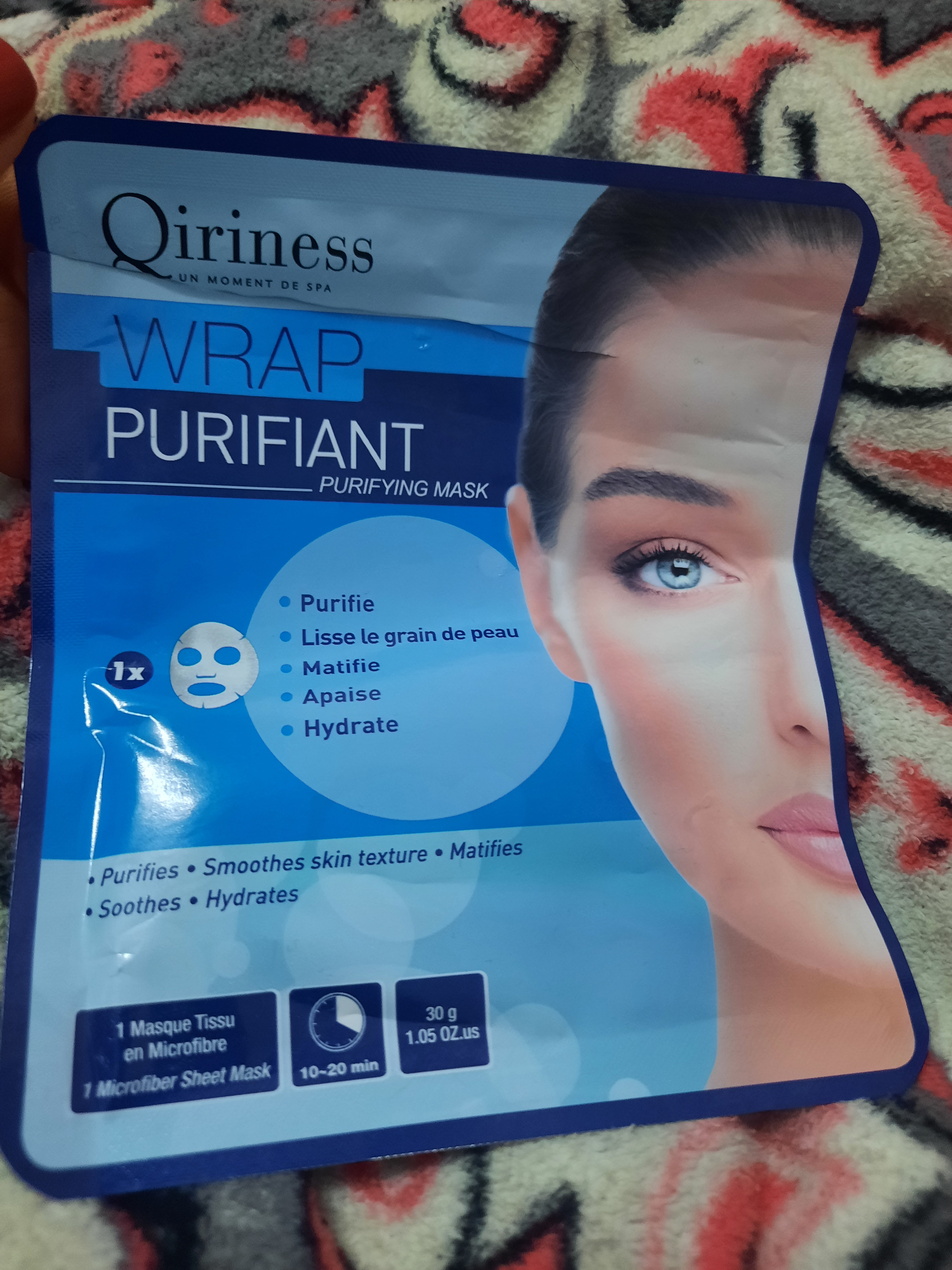 masque qiriness - Product - fr