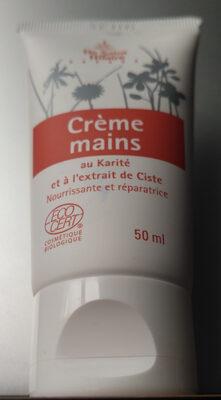 Crème mains - Product