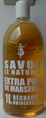 Savon Le Naturel extra pur de Marseille - Product - fr