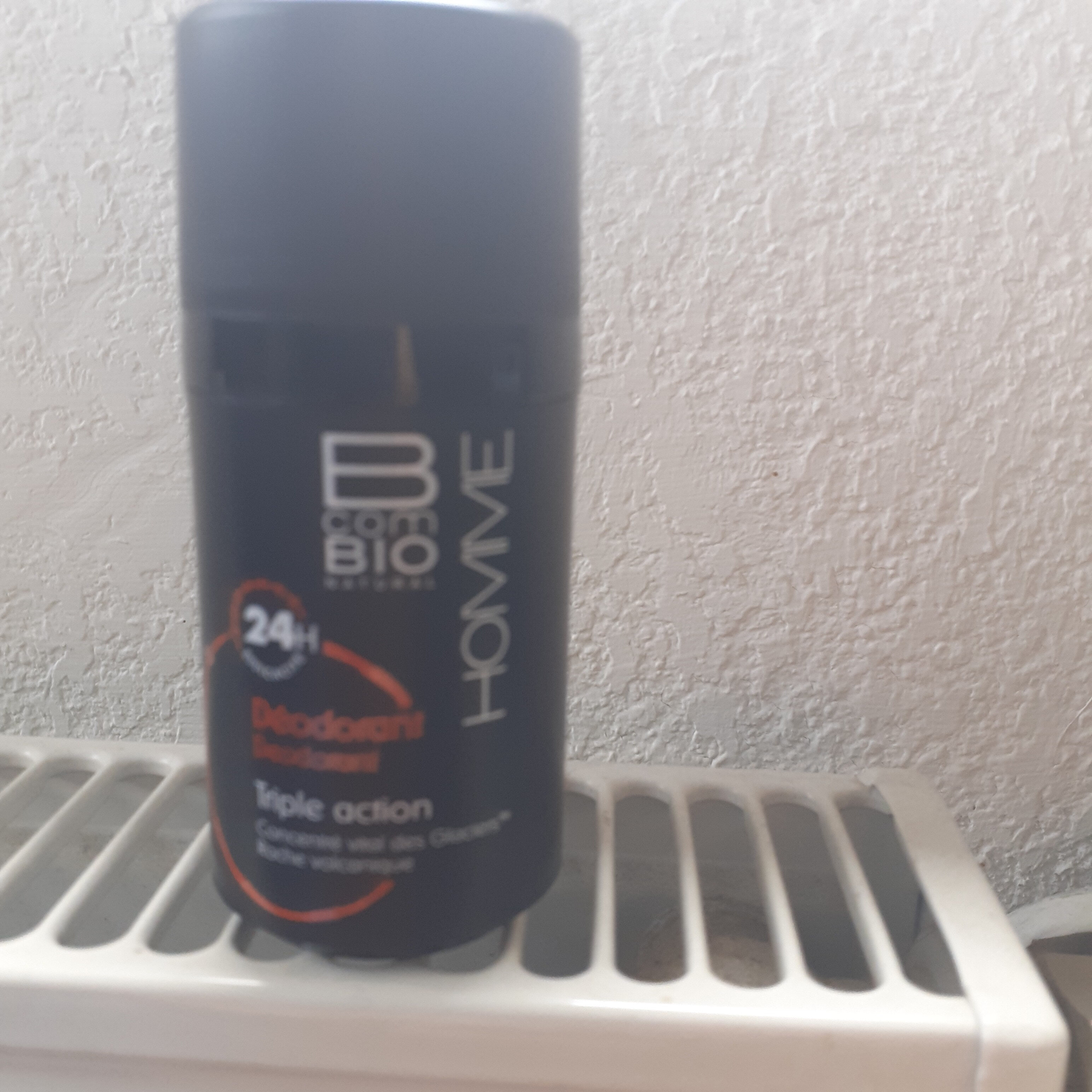 B com bio natural homme - Product - fr
