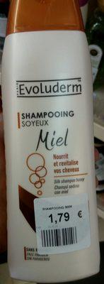 Shampooing soyeux Miel - Produit