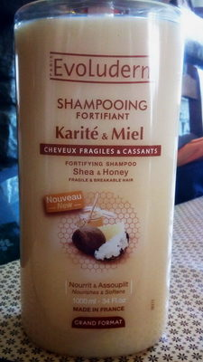 Shampooing fortifiant Karité & Miel - Product - fr