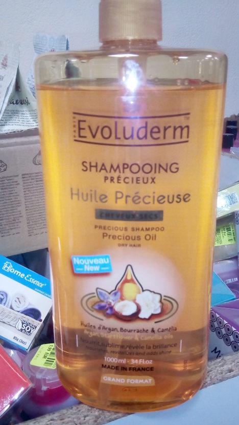 Shampooing précieux Huile Précieuse - Product