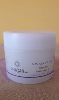 masque au tilleul - Product