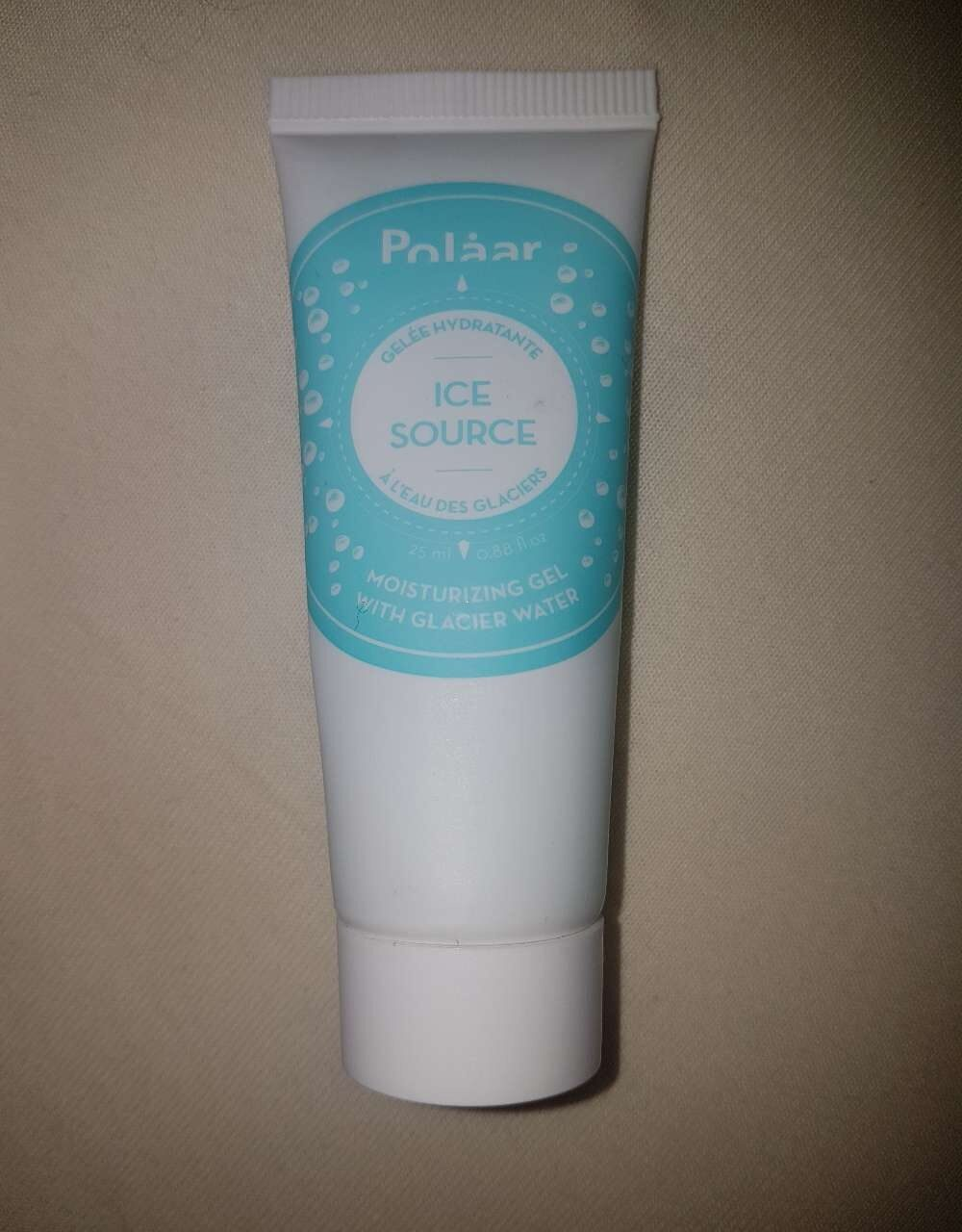 Ice source - Product
