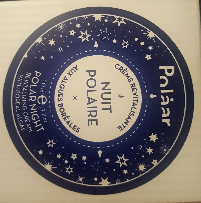 Polaar Nuit Polaire Crème Revitalisante - Product - fr