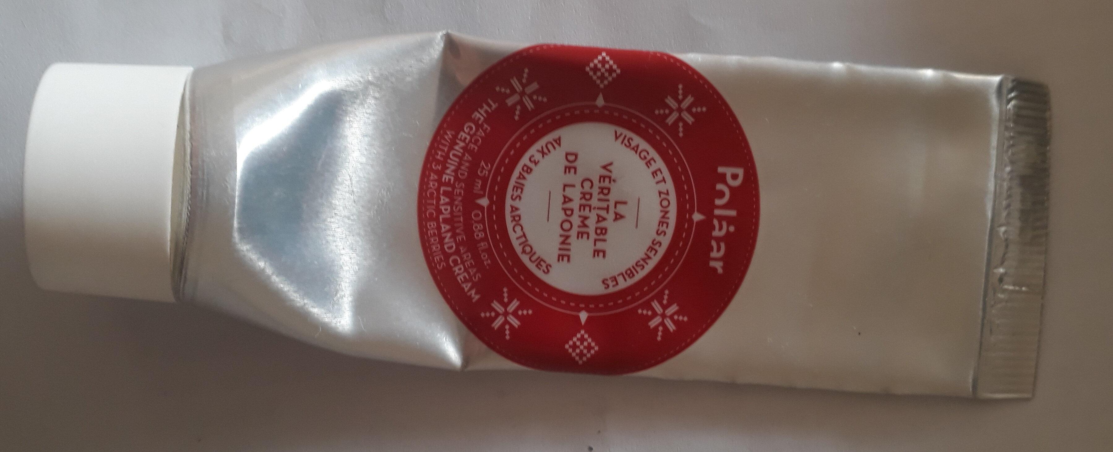 La véritable crème de Laponie - Produit - fr