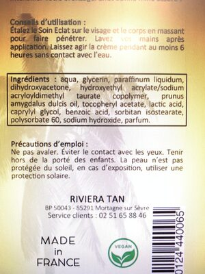 Soin Eclat - Product - fr