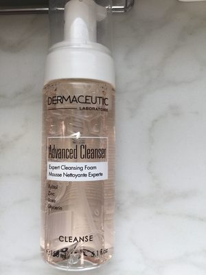 Advanced cleanser - Product - fr
