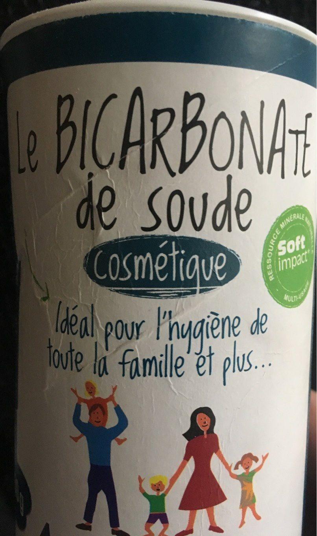 Bicarbonate de soude cosmétique 500g - Produit