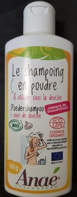 Le shampoing poudre - Product - fr
