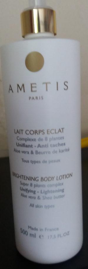 Lait Corps Eclat - Produit - fr