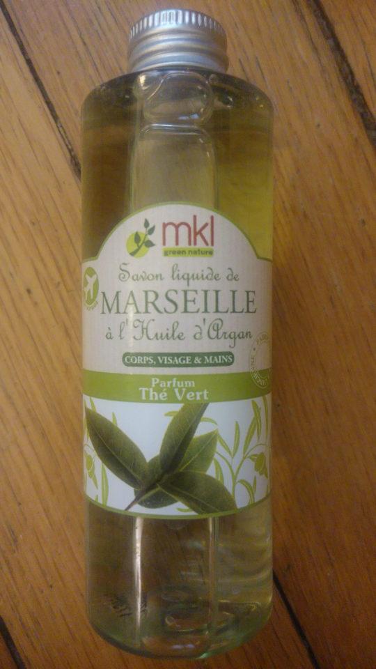 savon liquide de Marseille à l'huile d'argan - Product - en