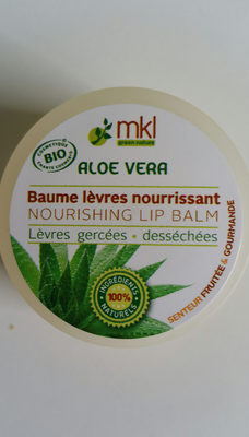 Baume lèvres nourissant - Product
