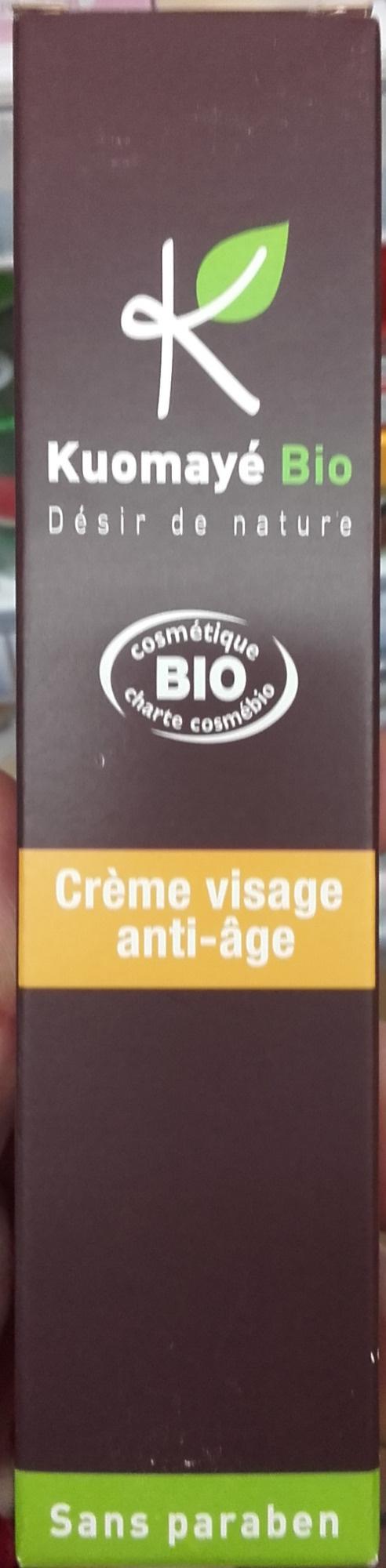 Crème visage anti-âge - Product