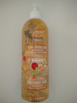 Gel douche extra doux agrumes - Product