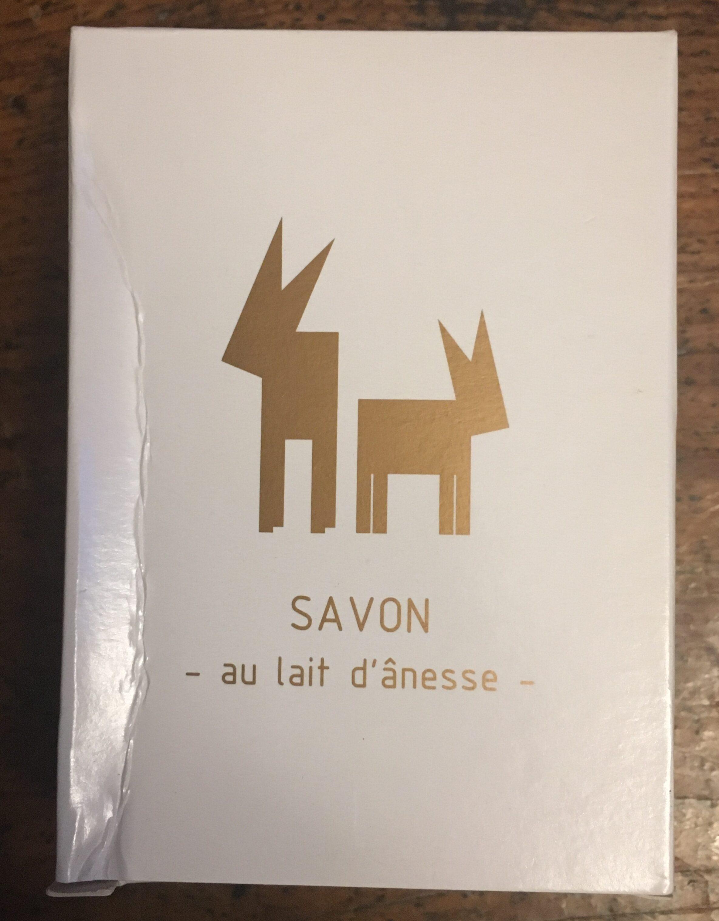 Savon au lait d'annesse - Product - fr