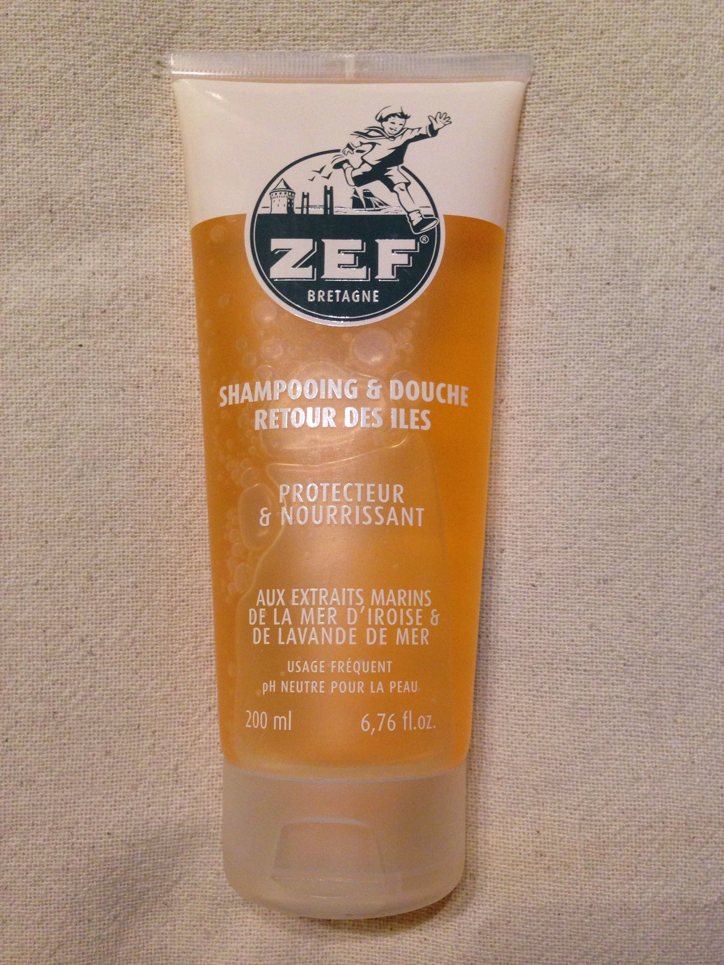 shampooing douche - Product