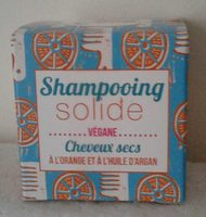 Shampooing solide cheveux secs - Product - fr
