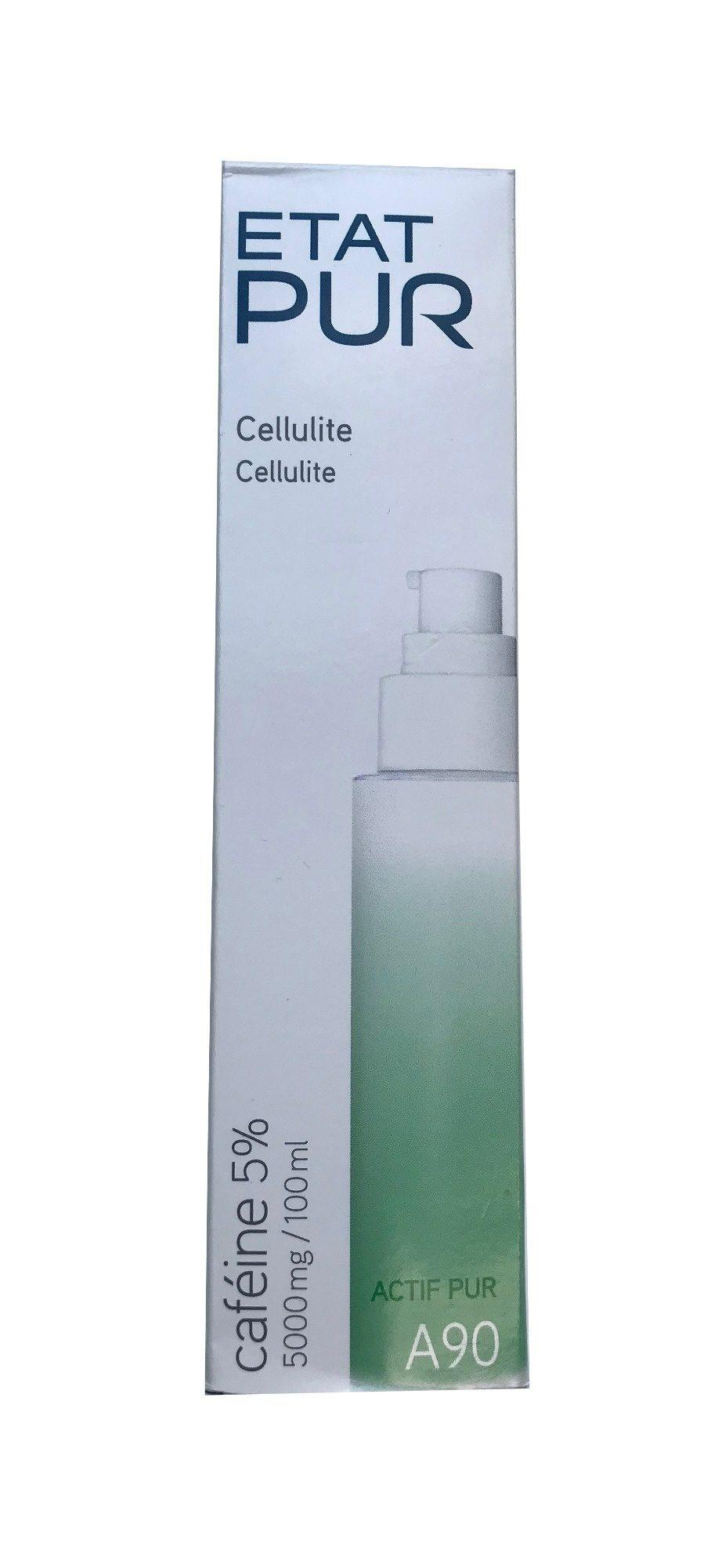 ETAT PUR Cellulite Caféine 5% - Product - fr