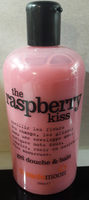 The raspberry kiss - Produit