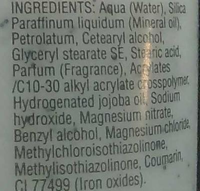 My coconut island - Ingredients - fr