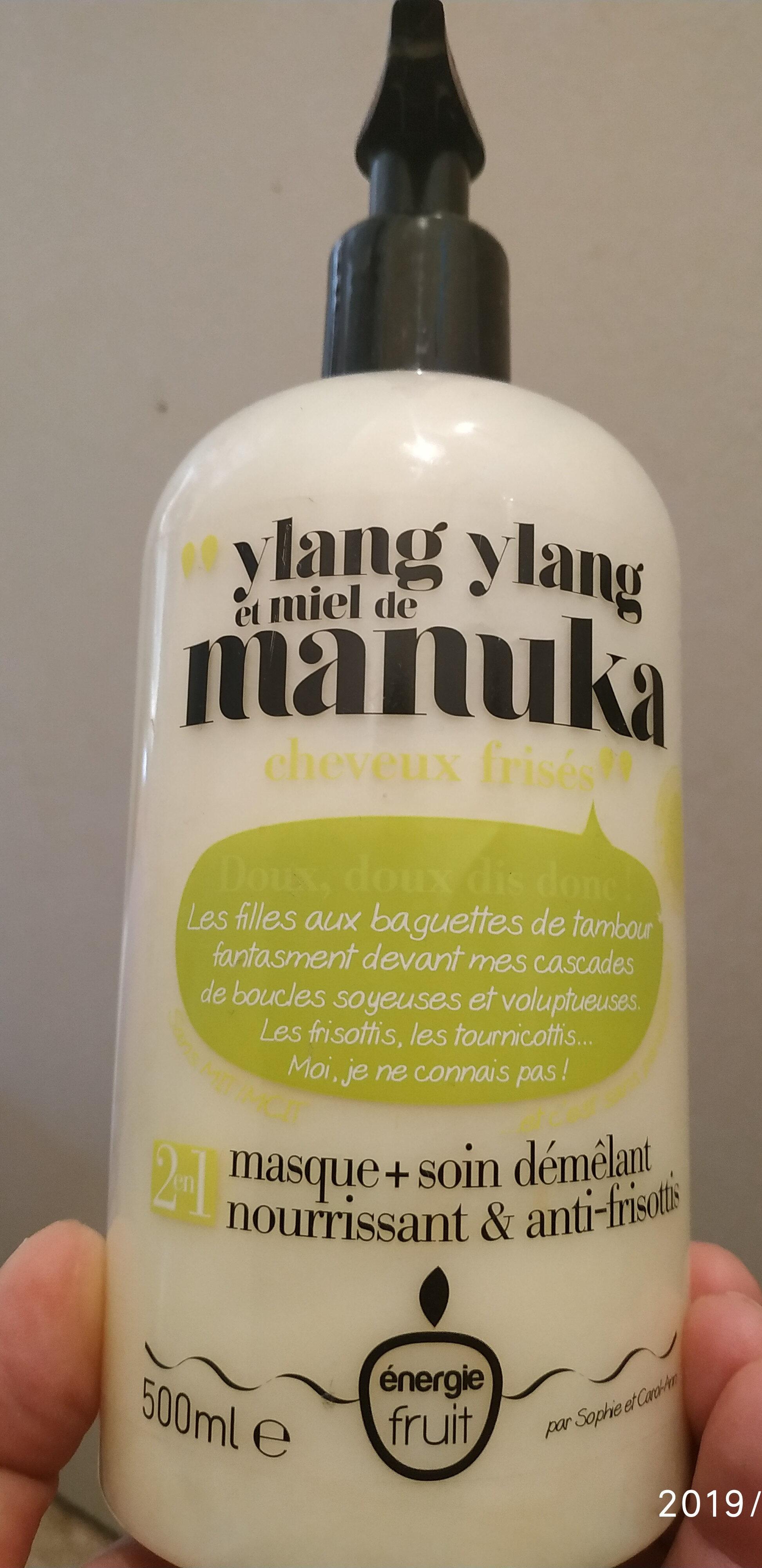 Ylang Ylang et miel de manuka - Produit - fr