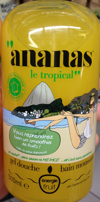 Ananas le tropical - Product - fr