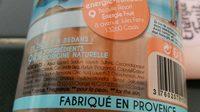 Gel douche & bain moussant fleur d'oranger et monoï - Ingrédients