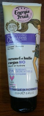 Shampooing cheveux secs - Product