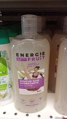 Douche soin hydratante huile de coco et beurre de karité bio - Product - fr