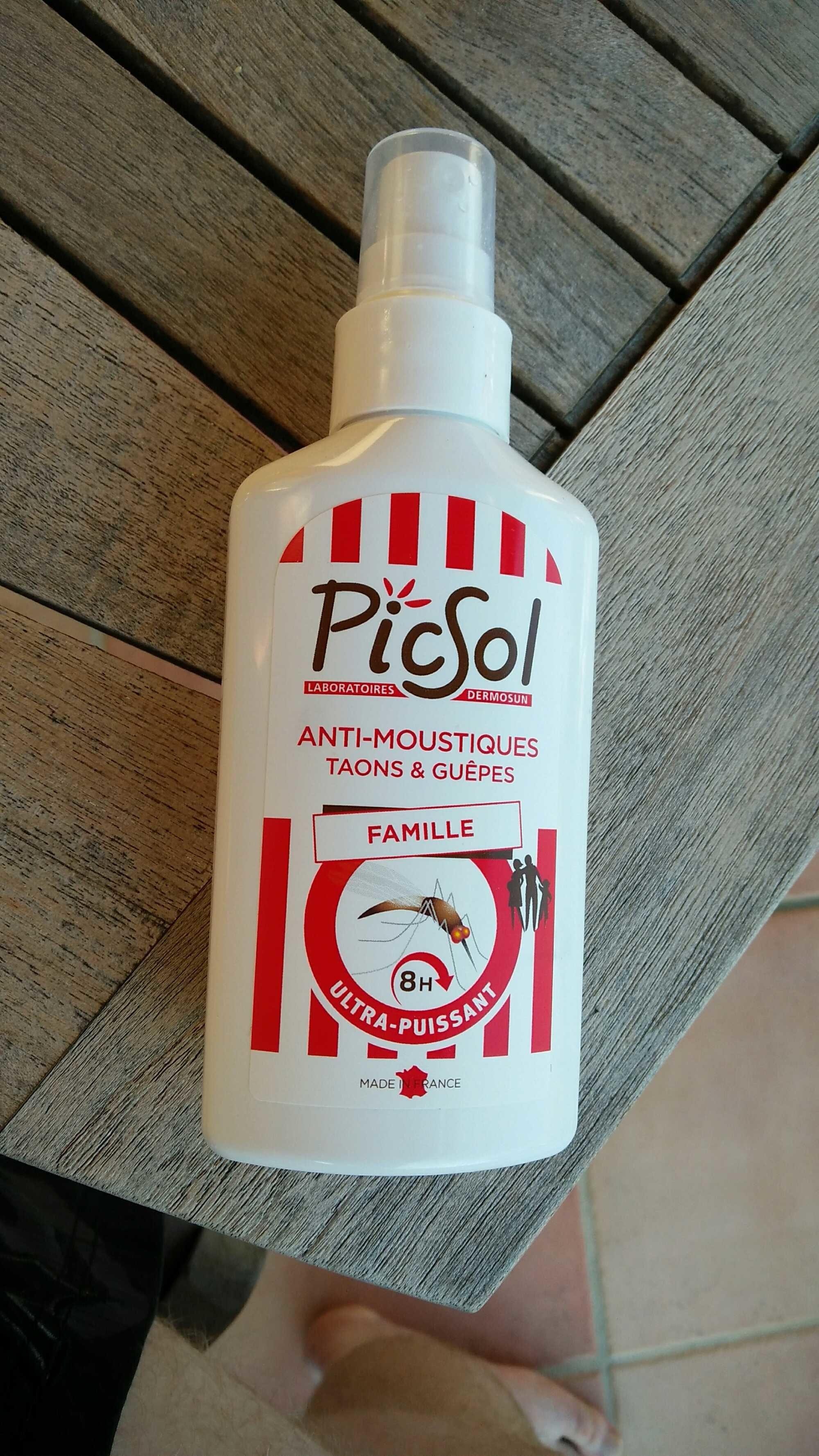 Répulsif PicSol - Product - fr