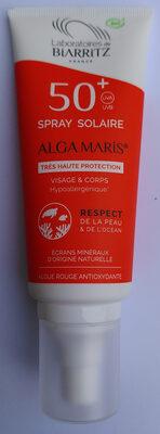 Spray solaire Alga maris - Product - fr