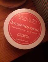 Baume déodorant - Product - en