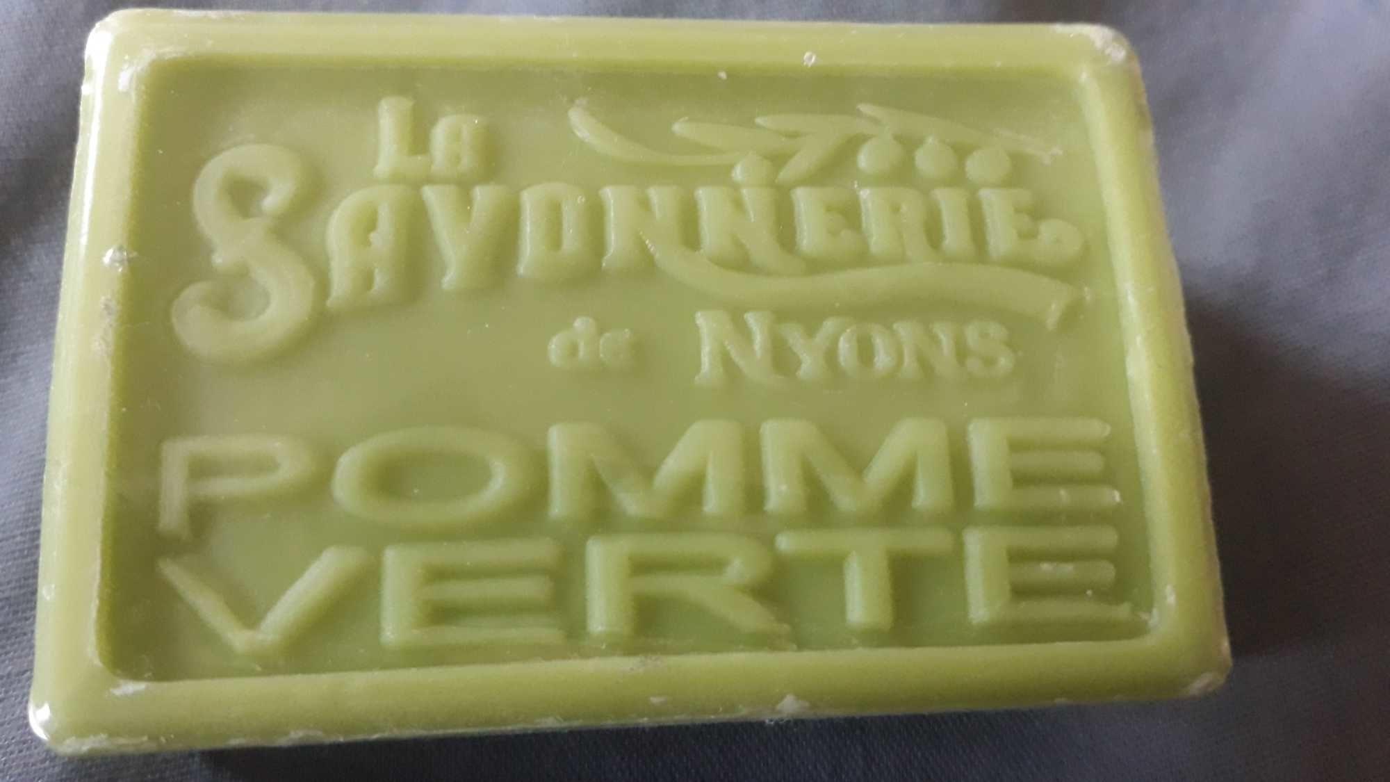Savon Pomme verte - Product - fr