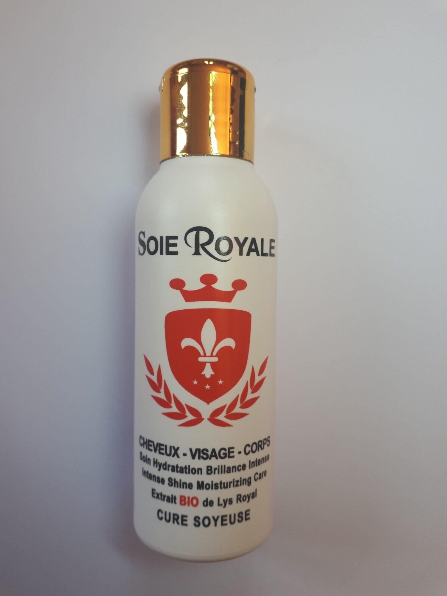 Soie royale BIO Cure Soyeuse - Product