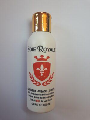 Soie royale BIO Cure Soyeuse - Produit