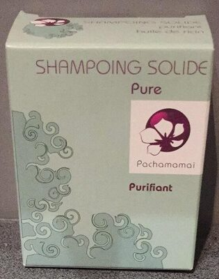 Shampoing solide - Pure - Purifiant - Product - fr