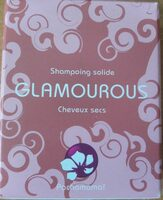 Shampoing solide - Glamourous - Cheveux secs - Product - fr