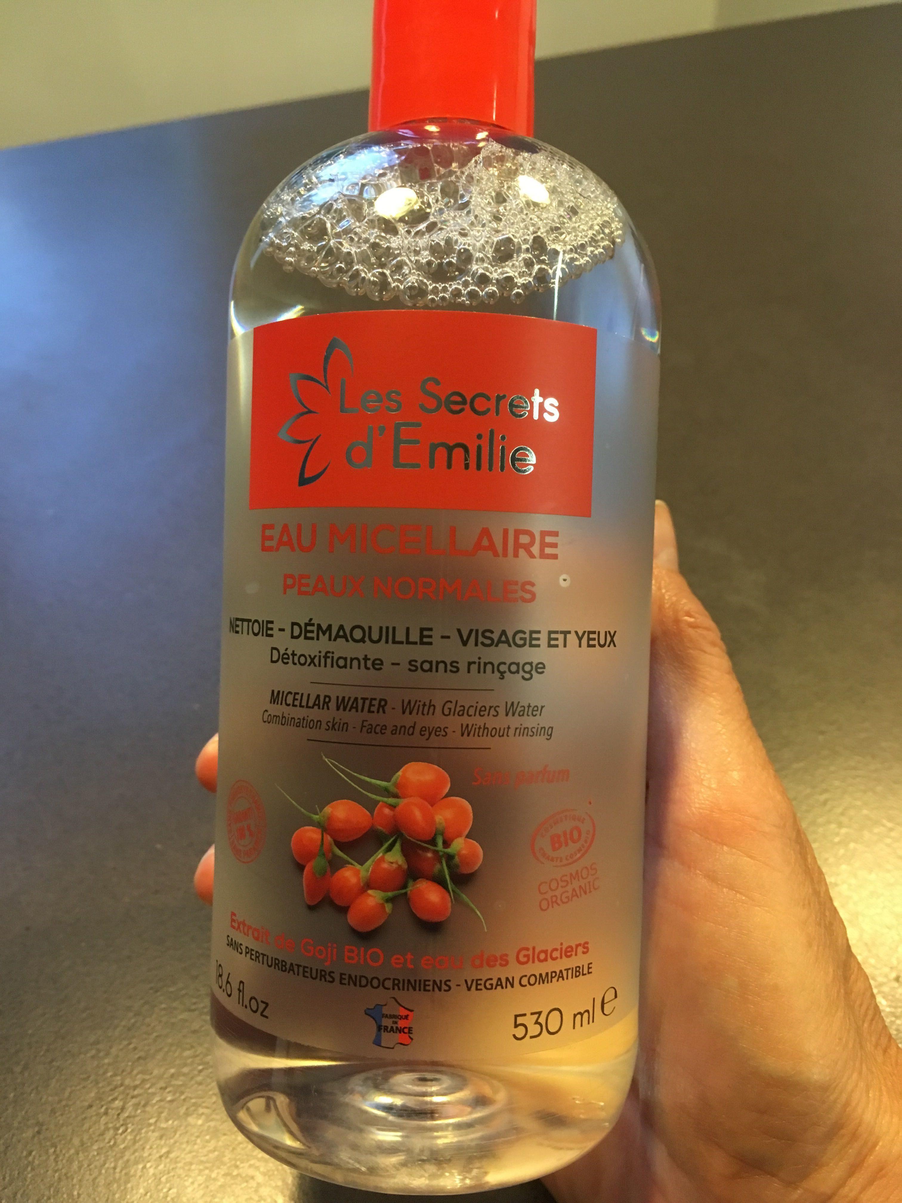 Eau micellaire - Product - fr