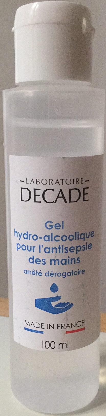 Gel hydro-alcoolique - Product - fr