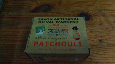 Savon artisanal du Val d'Argent - Product