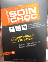 Effet express soin choc antifatigue eye patch - Product