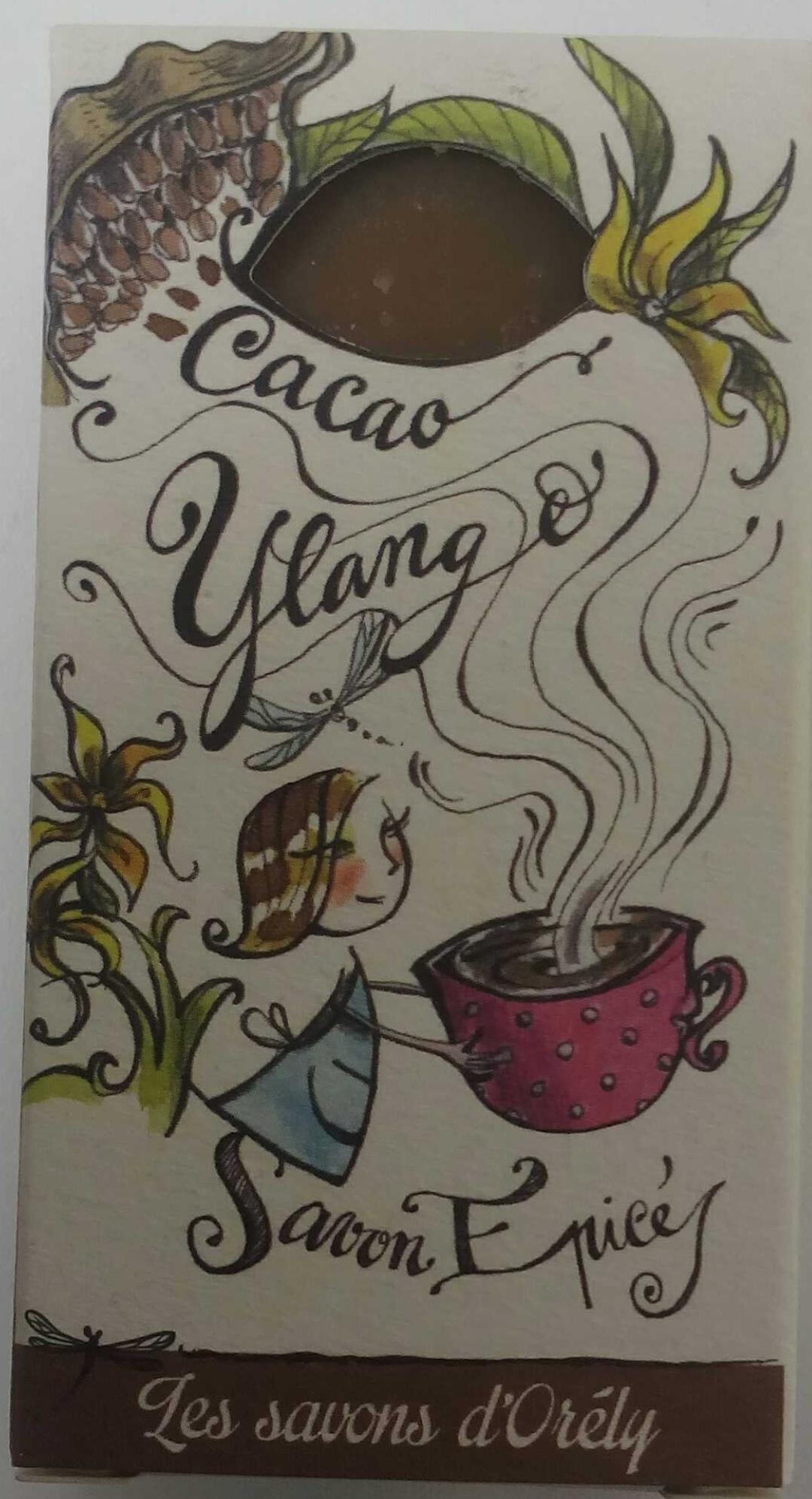 Cacao Ylang ylang - Product - fr