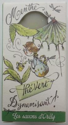 Menthe Thé Vert - Product - fr