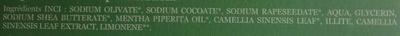 Menthe Thé Vert - Ingredients - fr