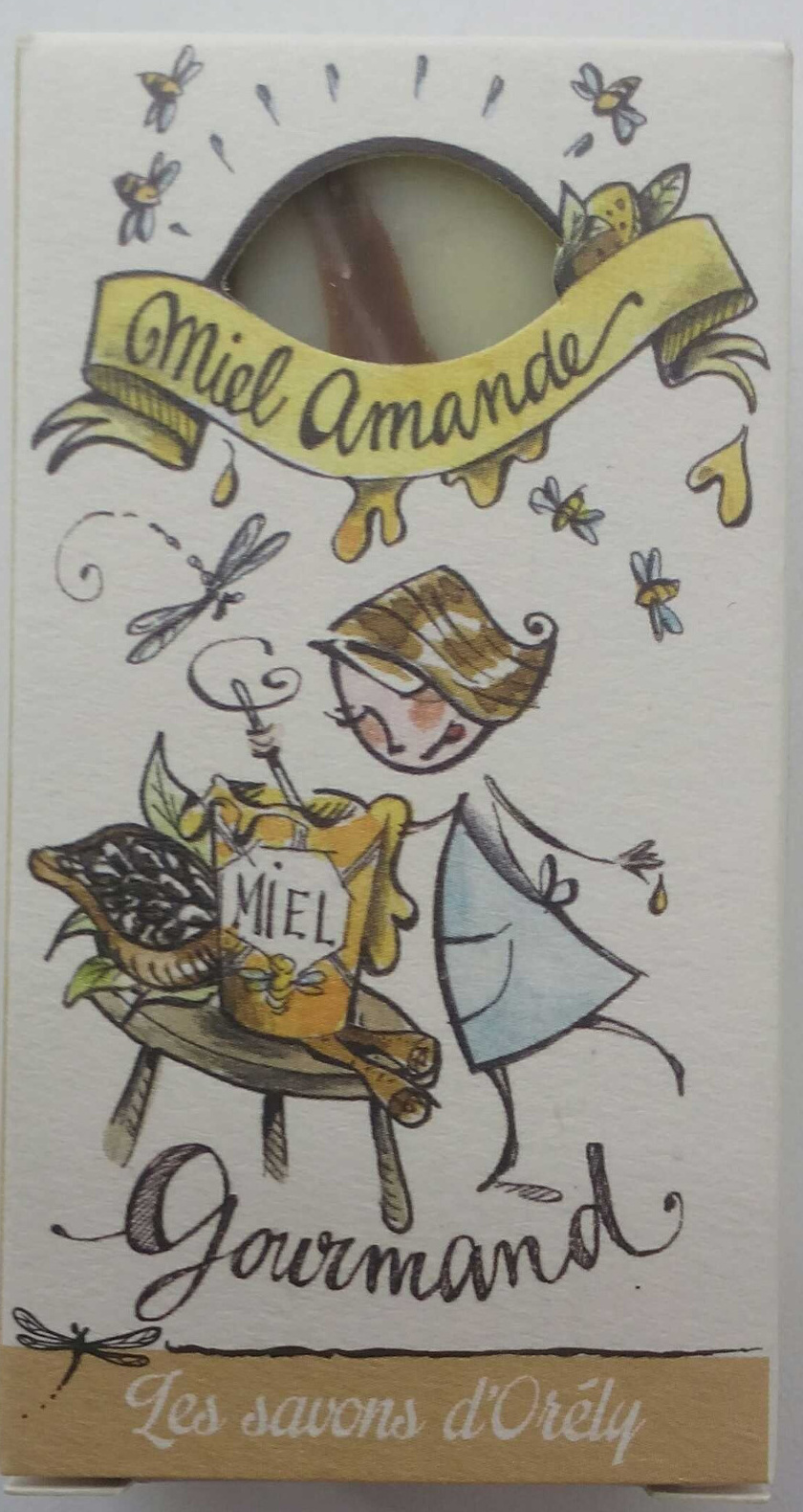 Miel Amande - Produit