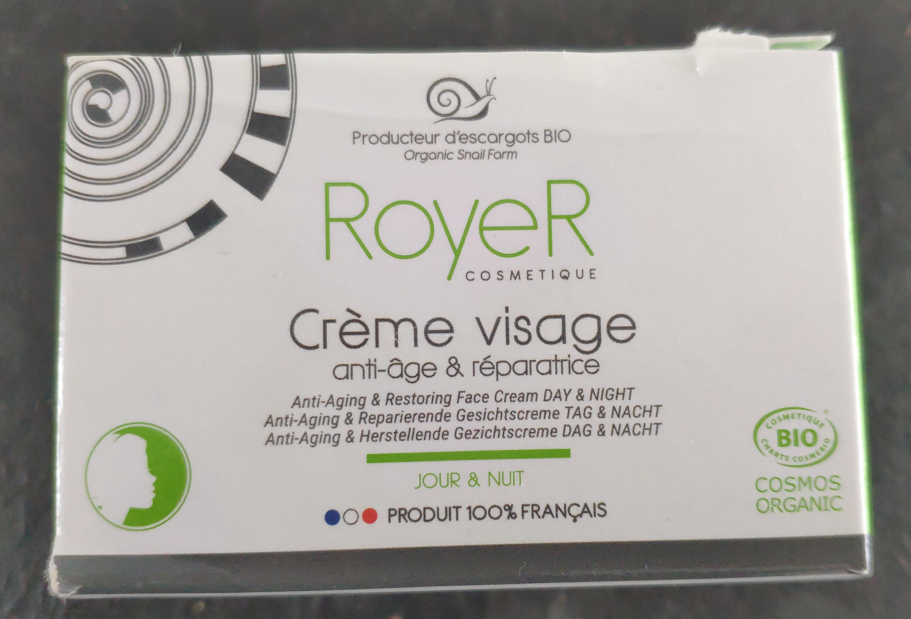 Crème visage - Product - fr