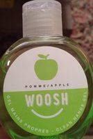 Gel mains propres pomme - Product - fr